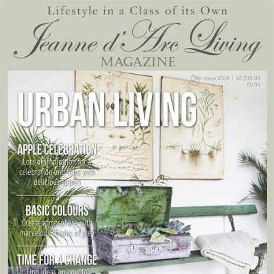 Urban Living by Jeanne d'Arc Living (6th Edition, August 2018)