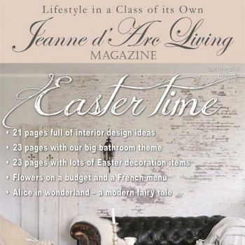 Easter Time by Jeanne d'Arc Living (2nd Edition, February 2018)