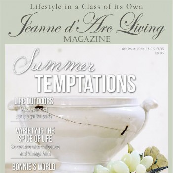 Summer Temptations by Jeanne d'Arc Living (4th Edition, May 2018)