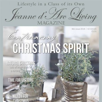 Entrancing Christmas Spirit by Jeanne d'Arc Living (8th Edition, November 2018)