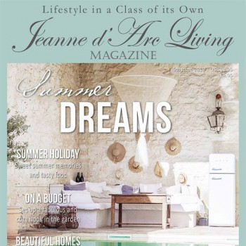 Summer Dreams by Jeanne d'Arc Living (5th Edition, July 2019)