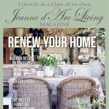 Renew Your Home by Jeanne d'Arc Living (2nd Edition, February 2019)