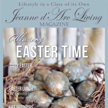 Alluring Easter Time by Jeanne d'Arc Living (3rd Edition, April 2019)