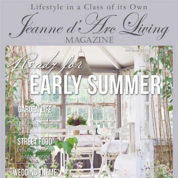 Ready for Early Summer by Jeanne d'Arc Living (4th Edition 2019)