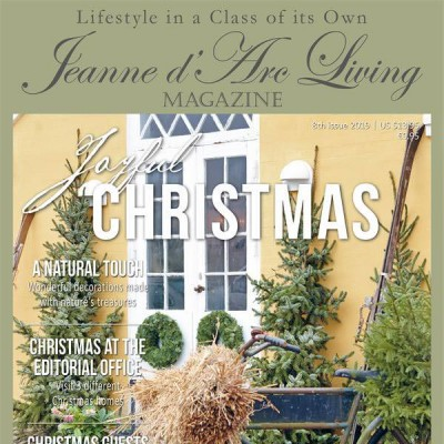 Joyful Christmas by Jeanne d'Arc Living (8th Edition, November 2019)