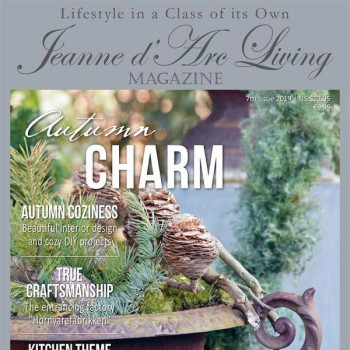 Autumn Charm by Jeanne d'Arc Living (7th Edition, October 2019)