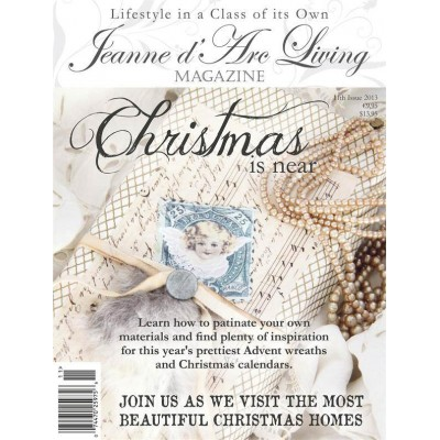 Christmas is Near by Jeanne d'Arc Living (November 2013)