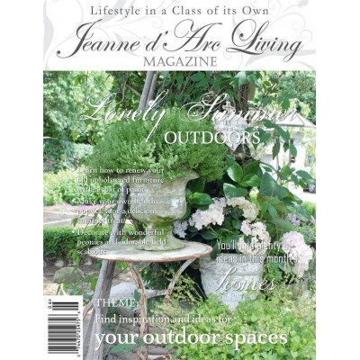 Lovely Summers by Jeanne d'Arc Living (June 2014)