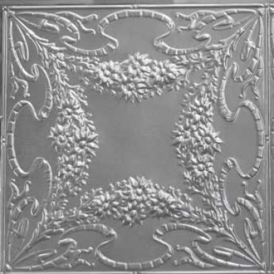 Flannel Flower Pressed Tin