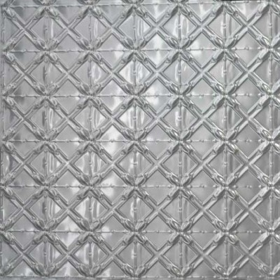 Lattice Pressed Tin