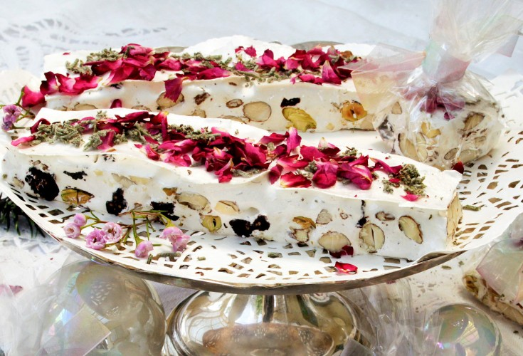 French Almond Nougat