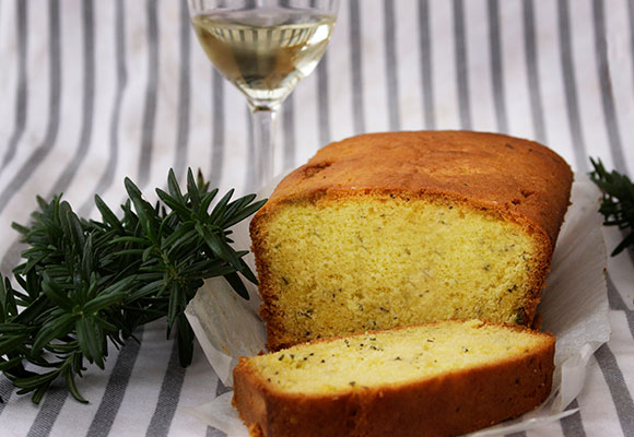 Provence: Fresh Rosemary and Olive Oil Loaf