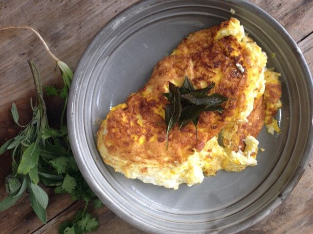 Omelette Mother Pollard Recipe