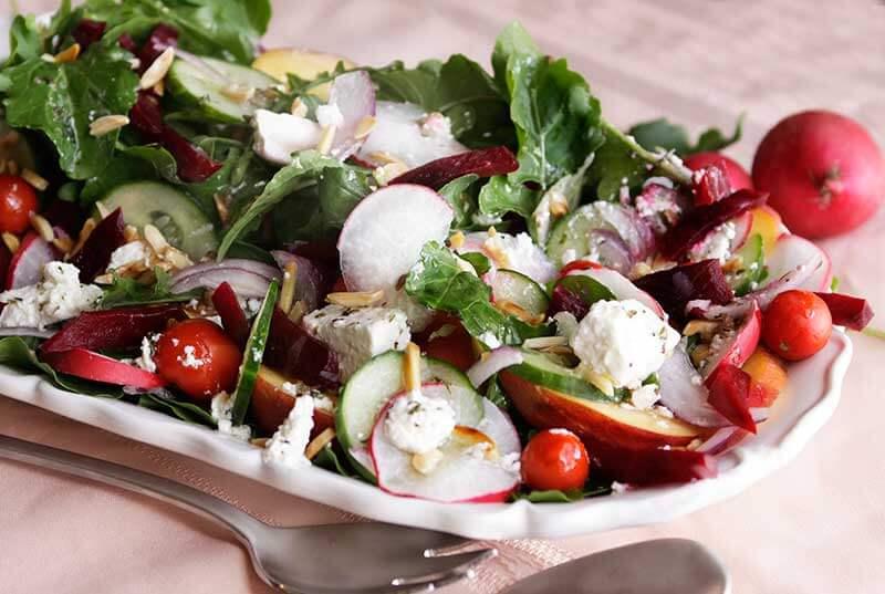 Provencal Farm Salad