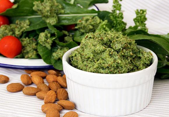 Provence: Salad Pesto with Avocado